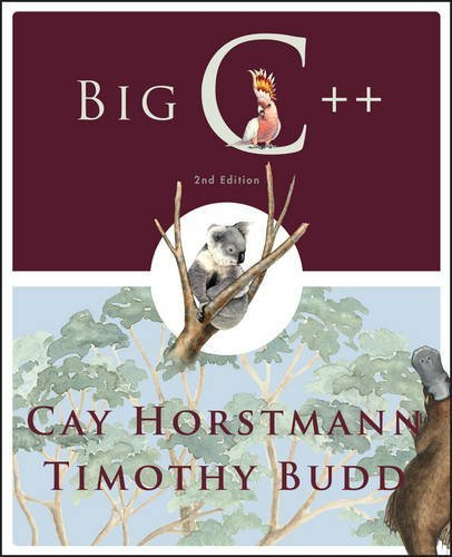 Big C++, 2nd Edition by Cay Horstmann (2008-12-30)